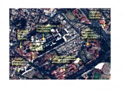 Satellital view:  Tlalpan, México City